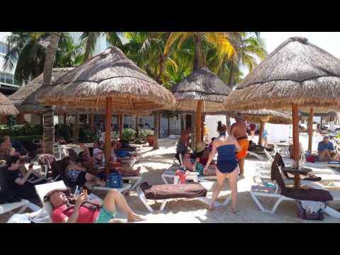 Tour Dreams Sands Cancun Mar 2017