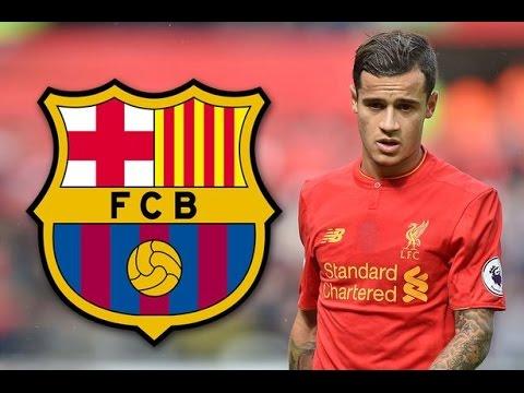 COUTINHO TO SIGN FOR BARCELONA? | NEYMAR & SUAREZ WANT HIM | LIVERPOOL TRANSFER NEWS