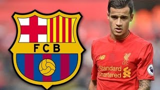 Coutinho to sign for barcelona? | neymar & suarez want him | liverpool transfer news