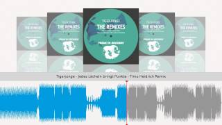 Tigerjunge - Jedes Lächeln bringt Punkte - Timo Heidrich Remix
