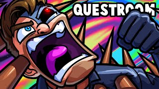 Questrooms Funny Moments - The Most Frustrating Game To Keep Us In Quarantine!