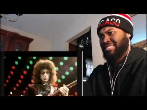 Queen - Don't Stop Me Now (Official Video) - REACTION