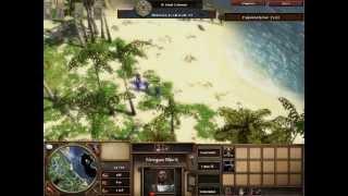Age of Empires 3: Campaña - Mision 6 Modo DIFICIL Acto 1
