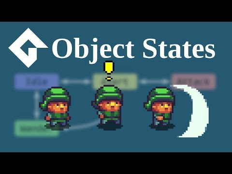 Object States | Game Maker Studio 2