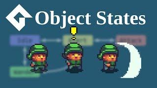 Object States | Game Maker Studio 2