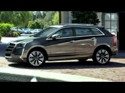 2015 Cadillac SRX Interior And Exterior   YouTube