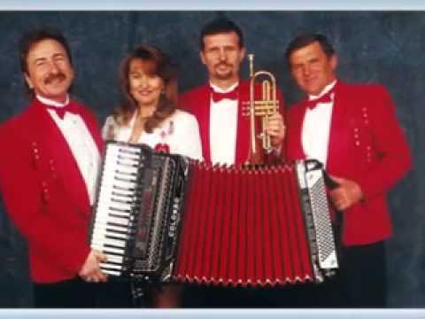 """Kapela Polinijna """"Biało Czerwoni"""" - Cyganeczka - A Young Gypsy Woman"""