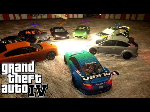 GTA IV | Modded Event | Car Mods | Races/Busted/Mafia Hit/DD