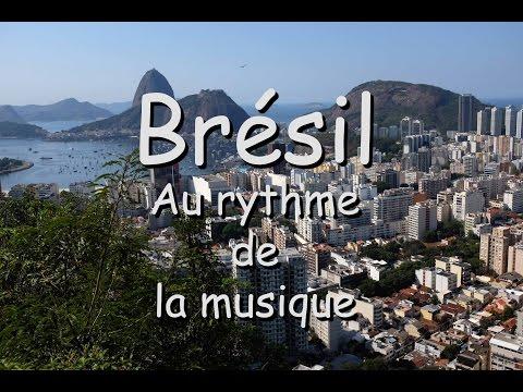 Brésil au rythme de la musique