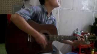 Bước cùng thời gian!!!!!!!!! Guitar cover~