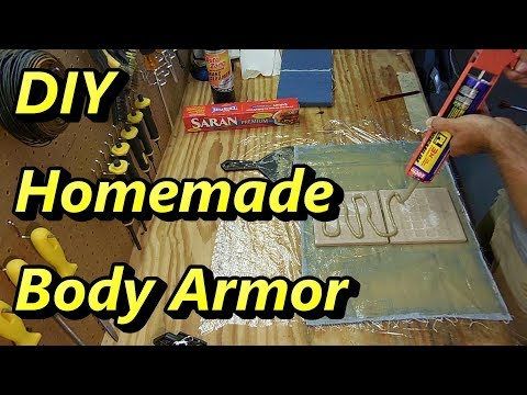 How to Make Body Armor for Rifles