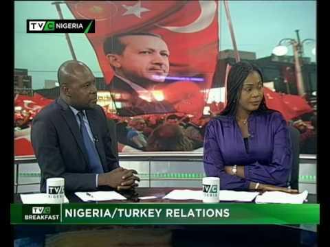 Nigeria Turkey Relations