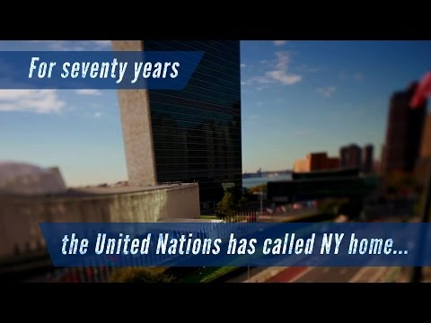 The UN at 70: NYC, Did you Know?