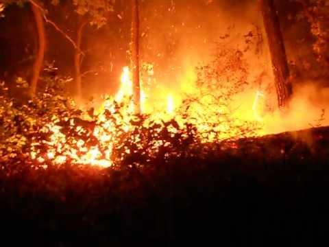 incendi forestal madremanya 24/8/12