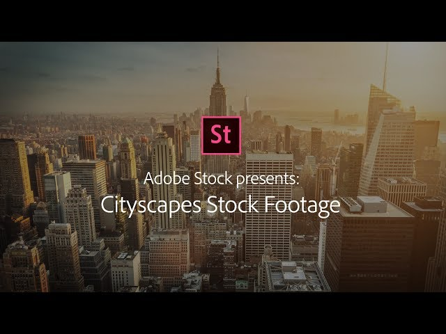 Cityscapes - Stock Footage from Adobe Stock | Adobe Creative Cloud