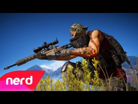 Ghost Recon: Wildlands Song | Kill A Ghost | [Prod. by Boston] | #NerdOut