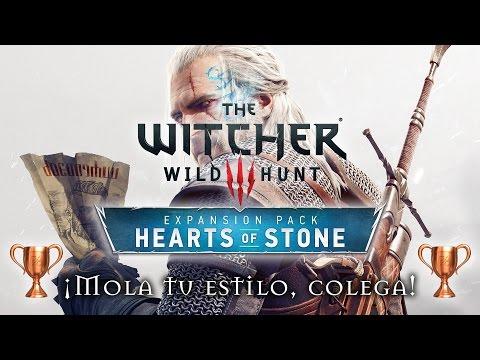 "The Witcher 3: Wild Hunt - Hearts of Stone - Trofeo ""¡Mola tu estilo, colega!"""