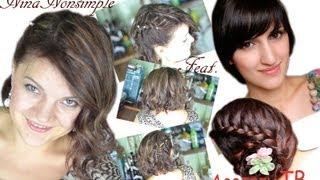 ПРИЧЕСКА для коротких, средних и длинных волос - совместно с АссортиТВ / Nina Nonsimple