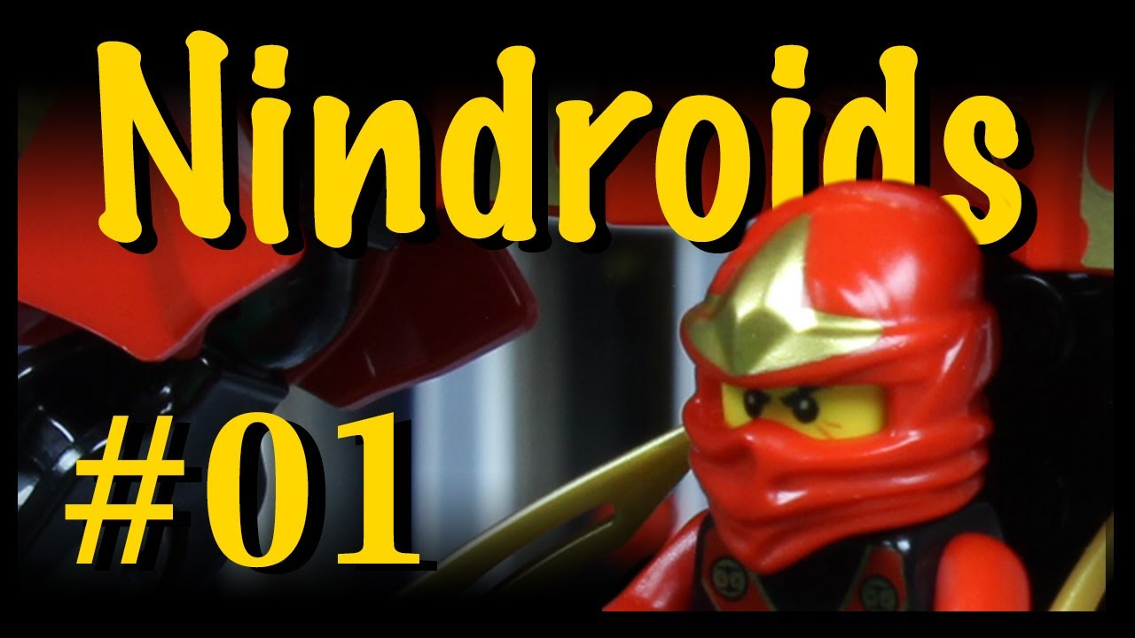 Ninjago Episode 1 Rise of the Nindroid a LEGO Movie