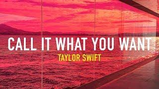Taylor Swift - Call It What You Want | Traducida al español