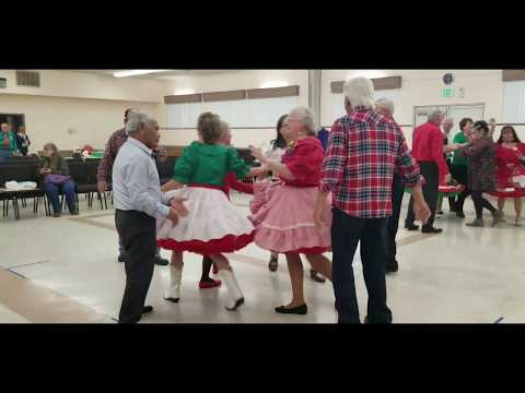 Square Dancing Twirlers  Ken Bower Dec 2019