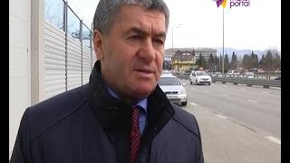 Мугдин Чермит вместе с главами районов проехал по гостевым зонам