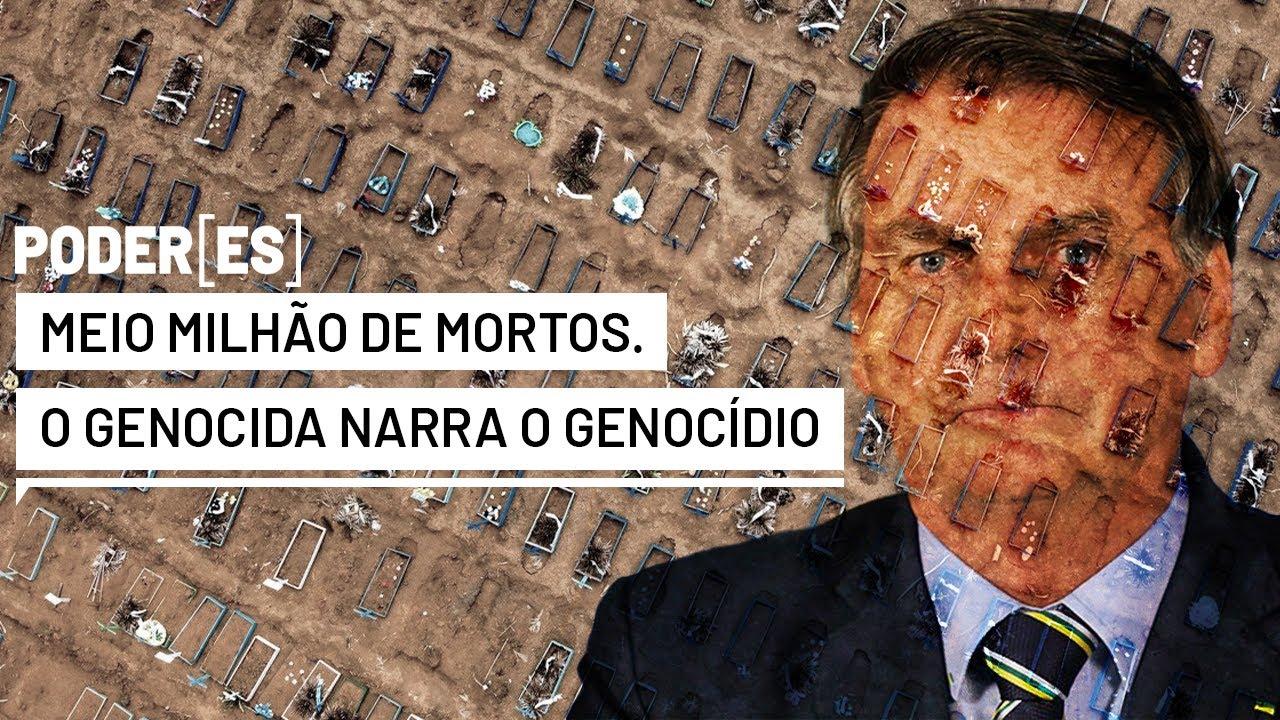 Mais de 500 mil mortos. A crônica do genocídio narrada pelo genocida