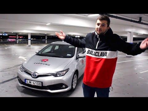 Toyota Auris 1.8 HYBRID 2017 - Тест Драйв