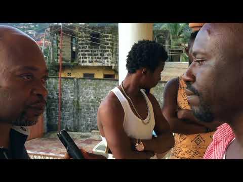 Radio Interview Fretown, Sierra Leone | Maryland, USA