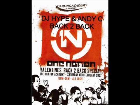 Hype & Andy C B2B Mc Dynamite & Skibadee @ One Nation 10 Feb 07