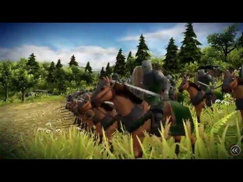 Total War Battles: KINGDOM - App Preview