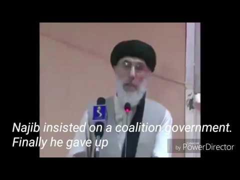 Gulbudin Hekmatyar and Ahmad Sha Masoud explain why the UN peace plan for Afghanistan failed