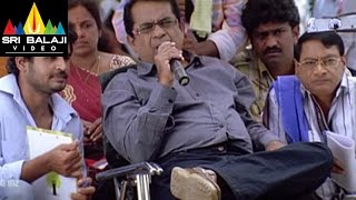 Neninthe Movie MS Narayana Brahmmi Comedy | Ravi Teja, Siya | Sri Balaji Video