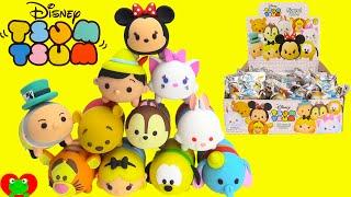 Disney Tsum Tsum Figural Keyrings Full Set Toy Genie