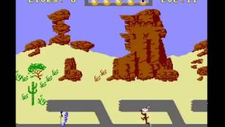 NES Longplay [669] Road Runner (Unlicensed)