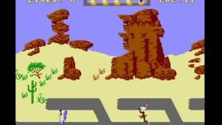 NES Longplay [669] Road Runner (Unlicensed)