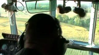 Полет на вертолете.Вид с кабины!(Вот такая интересная получилась прогулка на вертолете.Полетали на минимальной высоте с большой скоростью,..., 2016-02-14T17:59:18.000Z)