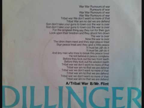 DILLINGER - Mr Flint