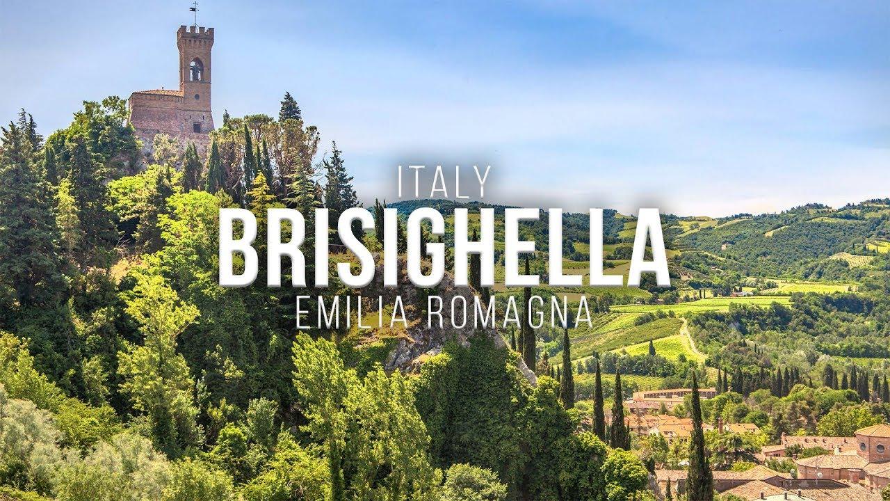 Brisighella In Emilia Romagna Amazing Hidden Gem In Italy Youtube