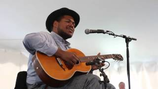 Blind Boy Paxton - Railroad Bill (Merlefest 2015)