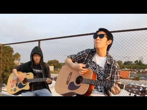 David Cook - Always Be My Baby (Cover by Rico Putra feat.  John Mario)