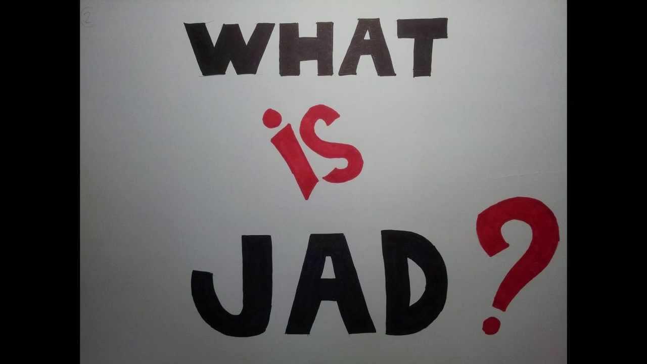 joint application development  jad