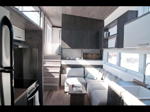 The Amazingly Beautiful Sakura Tiny House Has Style