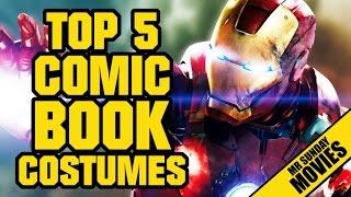 Top 5 Comic Book Movie Costumes