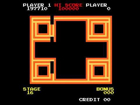 Arcade Game: Heart Attack (1983 Century Electronics)
