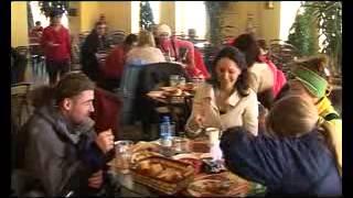 видео Цахкадзор: горнолыжный курорт Армении