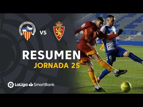 Sabadell CE Zaragoza Goals And Highlights