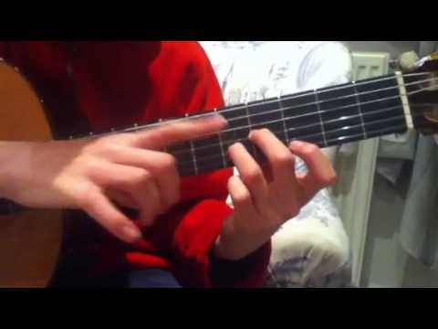 ADÈLE- someone like you cours de guitare facile