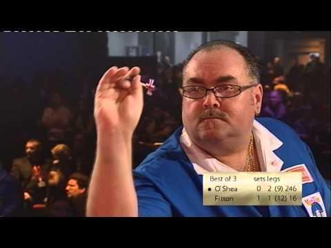 DO2009 02 SF1, O'Shea vs Fitton