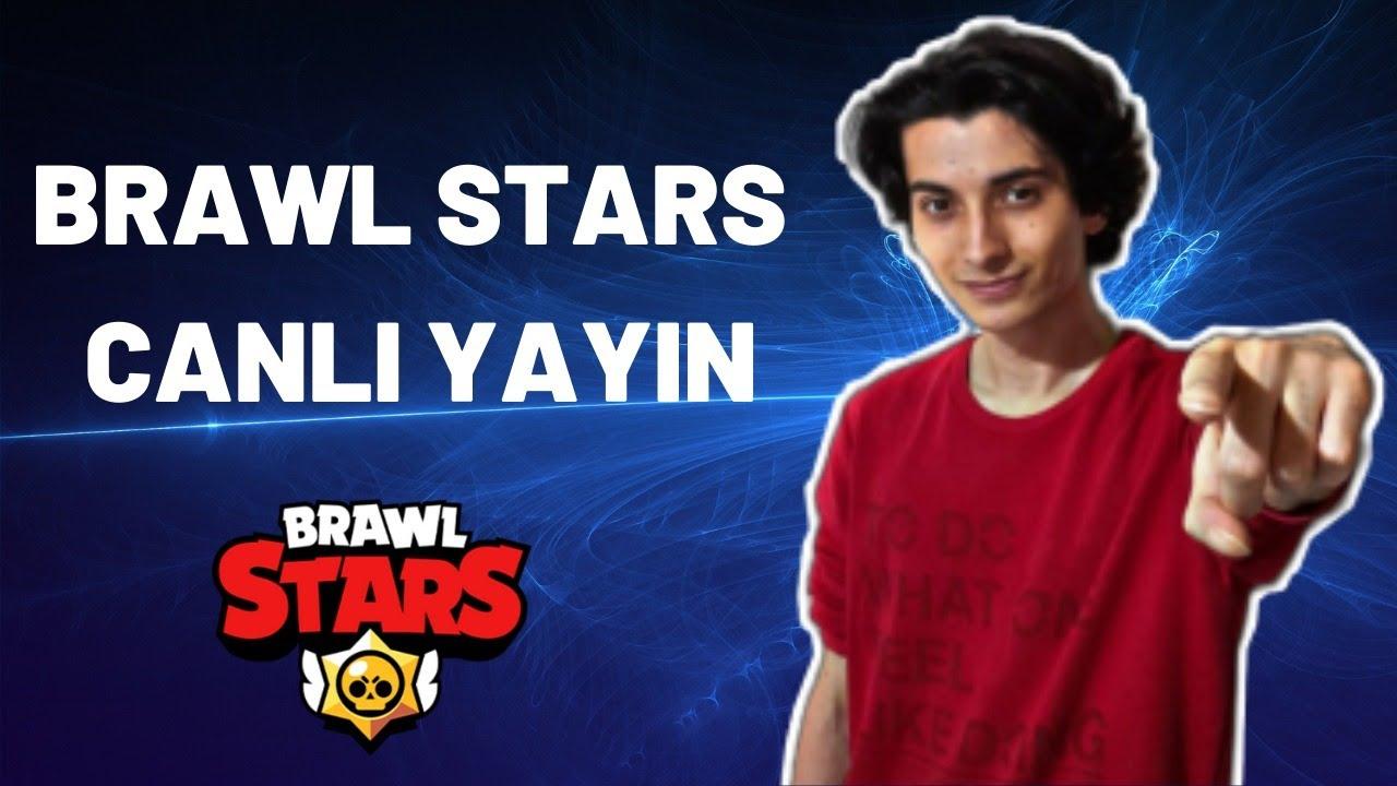 BRAWL STARS Canlı Yayını - İzleyicilerle Dostluk Maçları - Abone Ol İsmin Çıksın
